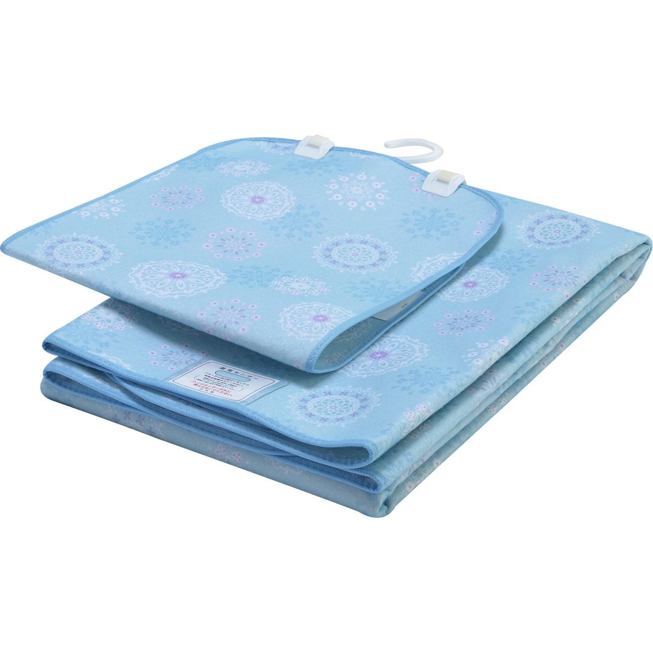 便利なクローゼットハンバー付き洗える除湿シート