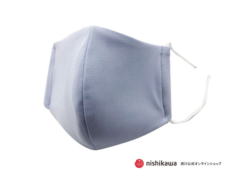 接触冷感素材マスク